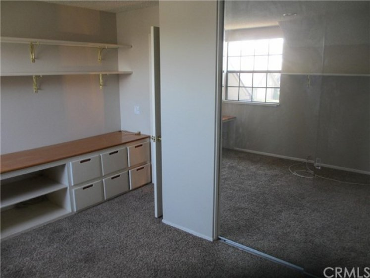 Middle nice size bedroom