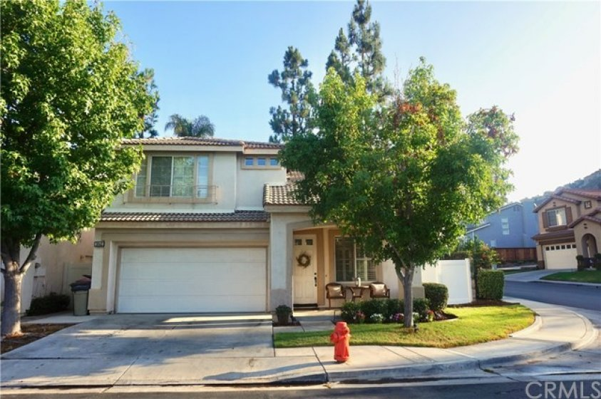 This photo clearly shows this home is NOT ATTACHED to any neighbor!  It is COMPLETELY FREESTANDING!  Great location in this quiet community as well!