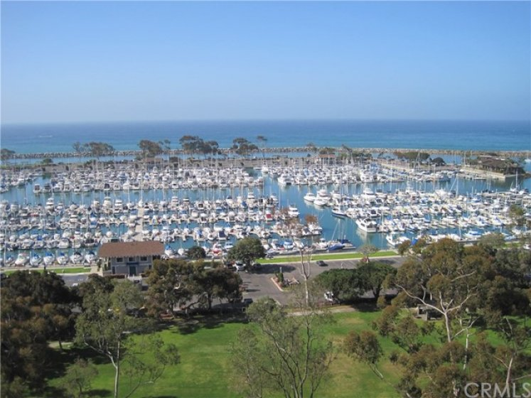 and beautiful Dana Point Harbor