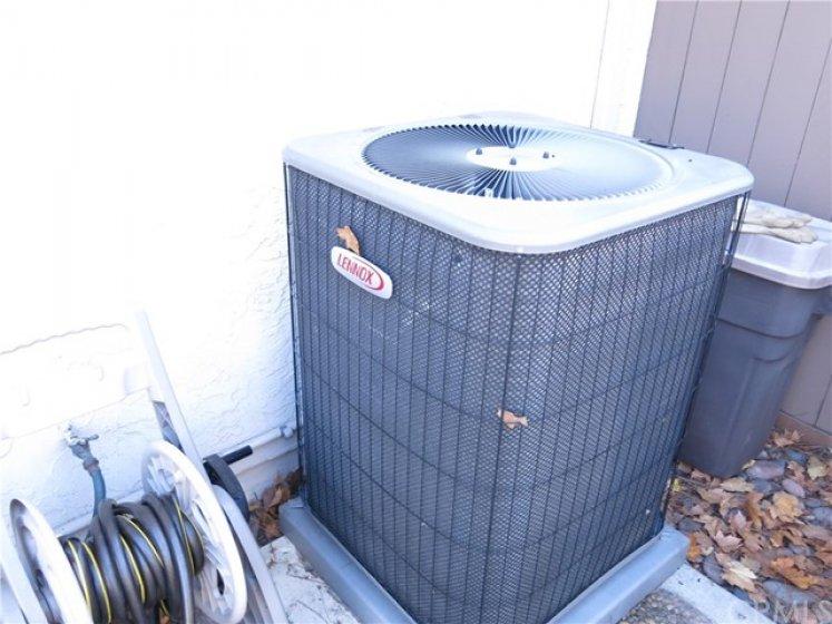 Upgraded AC unit