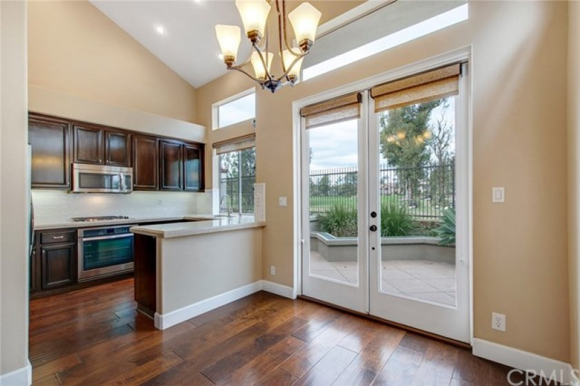 French doors leading out to your yard and the fabulous view!