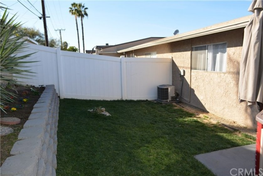 The newer vinyl fences and 3 year old air conditioner compressor are only some of the wonderful features this condo offers the lucky buyer.