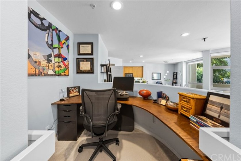 Dedicated Home Office