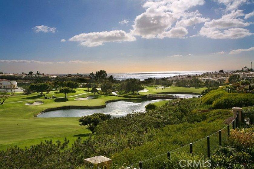 The Monarch Beach Links Golf Course