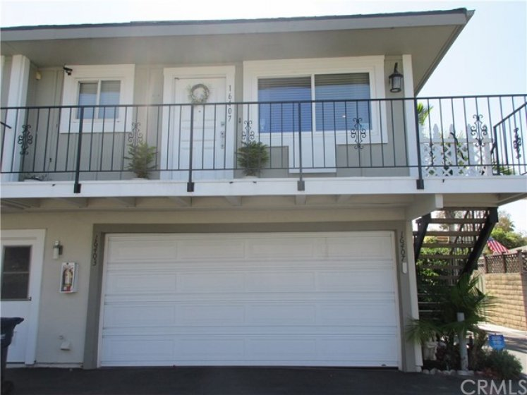 Front of home in a Cul D Sac location