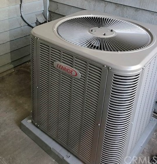 Brand New A/C