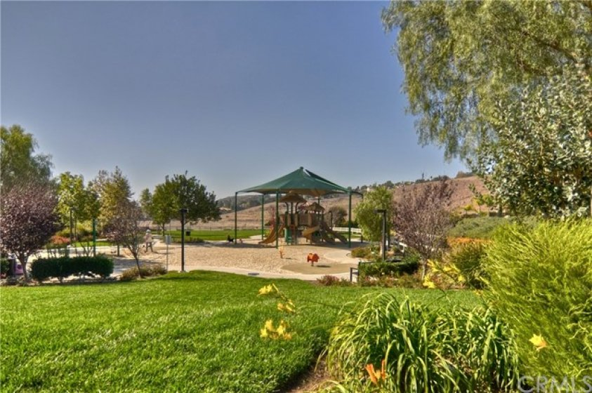 One of many parks in Ladera Ranch.