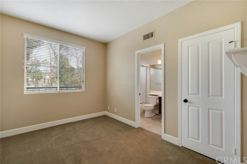Second master bedroom with bath
