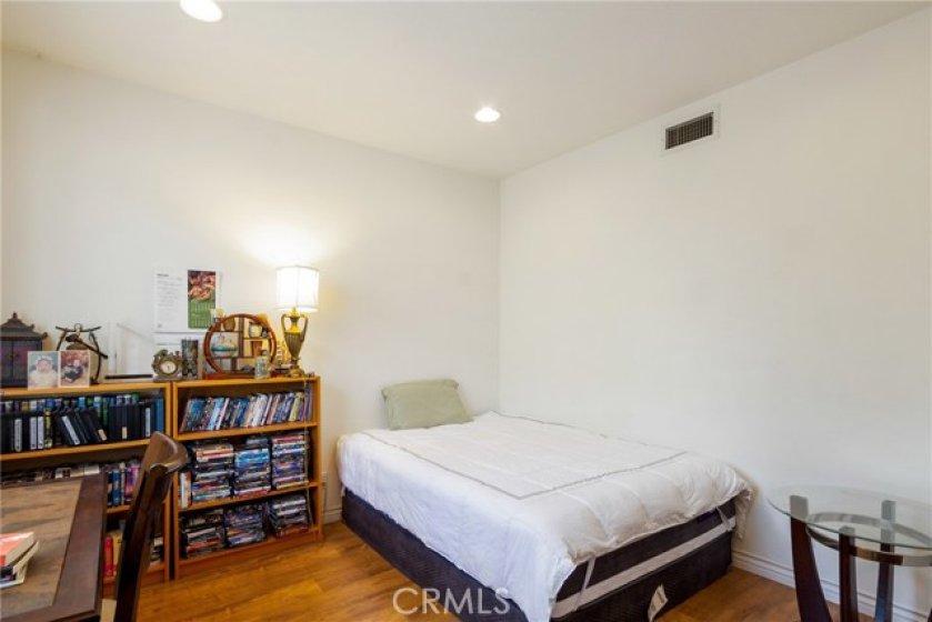 Great floorplan with one bedroom on the main floor