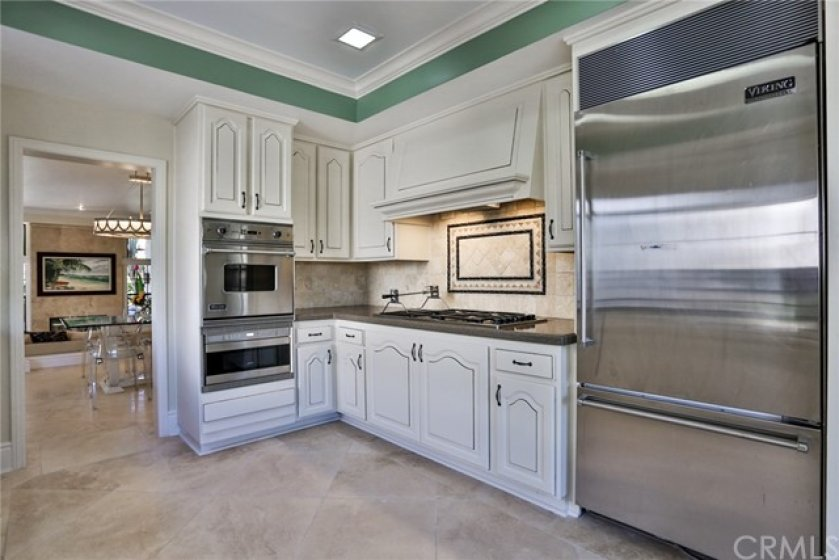 High end appliances with drawer microwave.