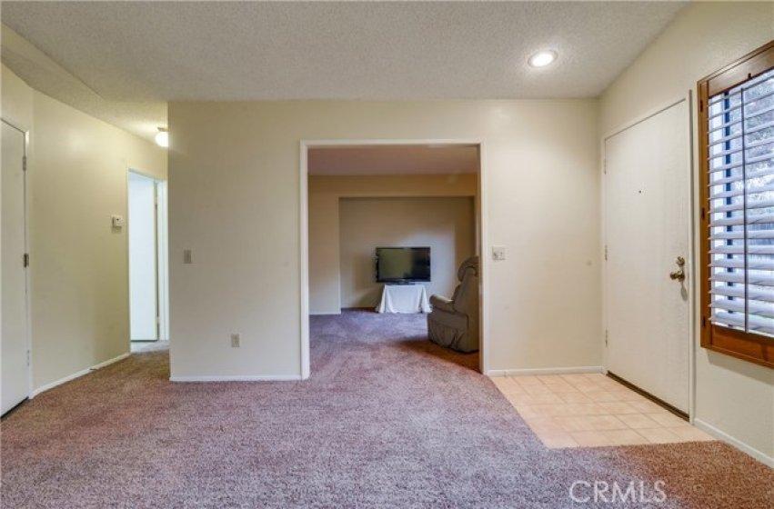 New flooring! Freshly painted!