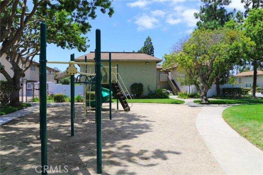 Association play area.
