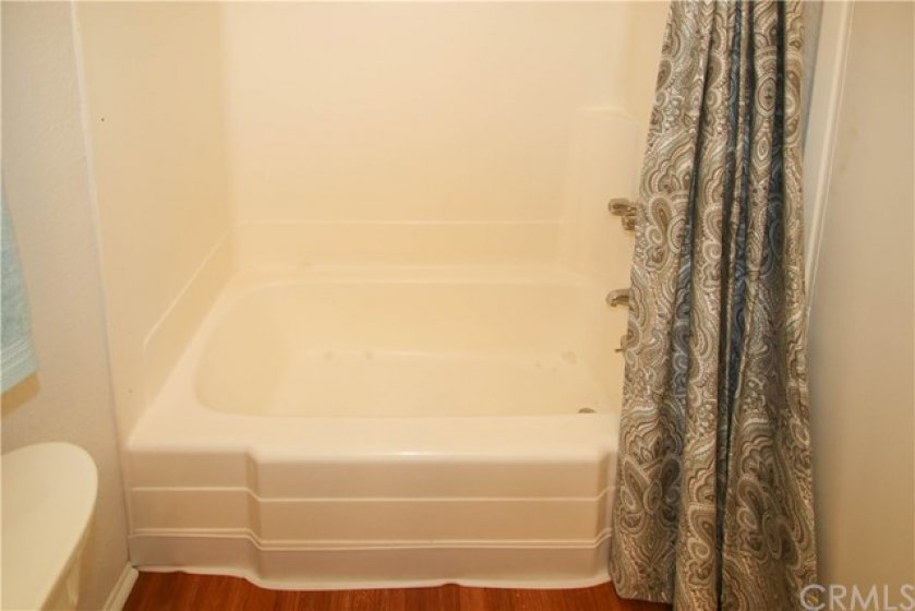 Guest Tub/Shower combo