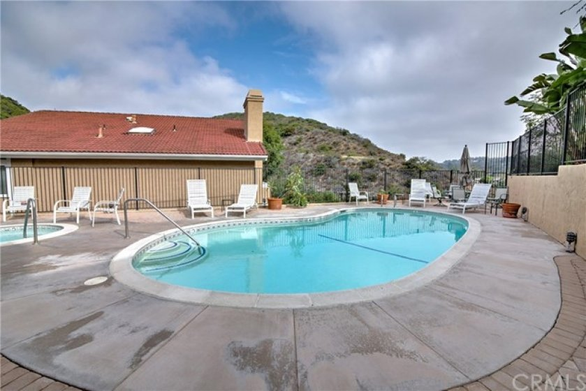 Private pool & Spa for only 30 properties....