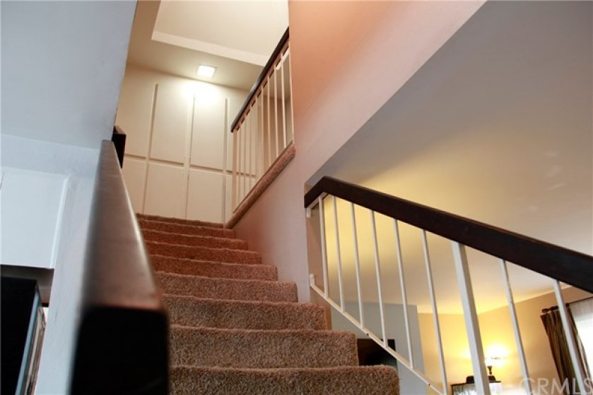 Stairway with Skylight
