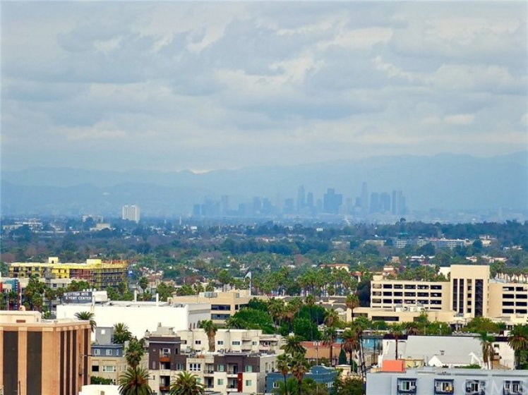 Amazing Views From The Harbor And Catalina To Downtown L.A. And Beyond