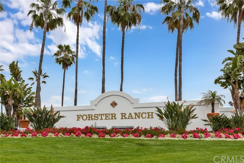 Forster Ranch is a beautiful community and Casablanca is a semi private area.  Your clients will love to live here!