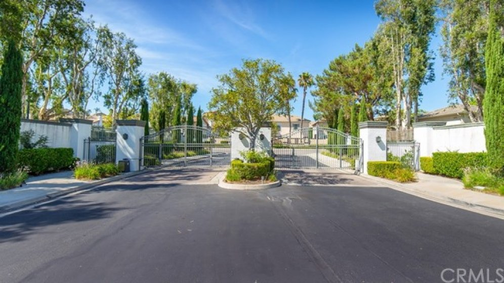 Gated community with access off of Oso Pkwy and just off of Felipe Rd.