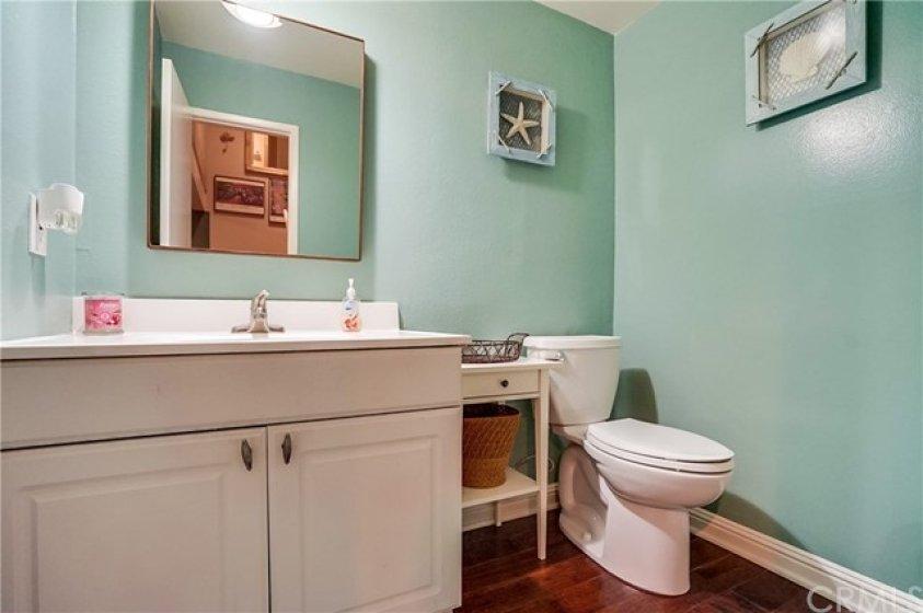 Downstairs Guest Half Bath