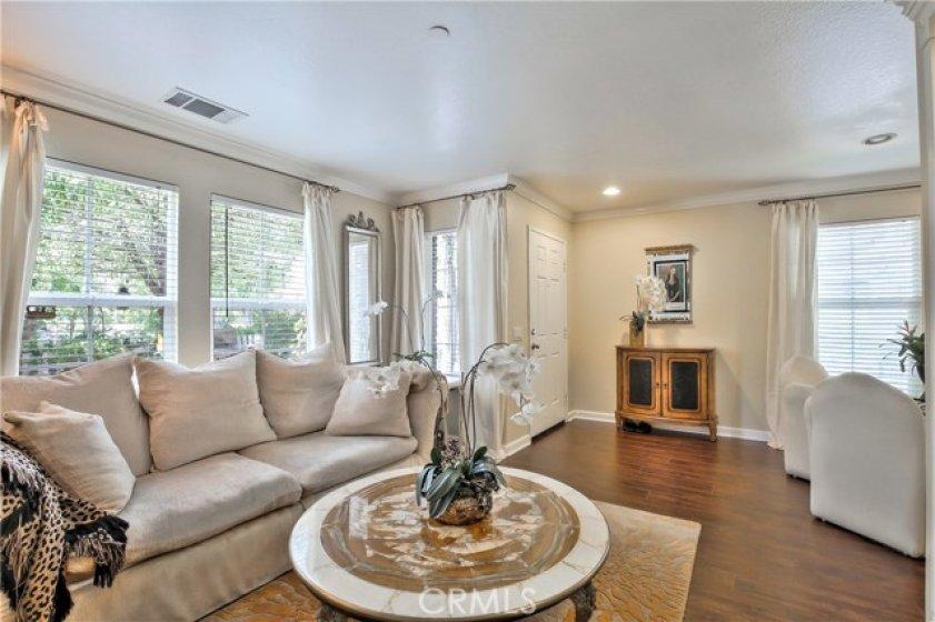 Elegant, Warm and Inviting Hardwood Floors