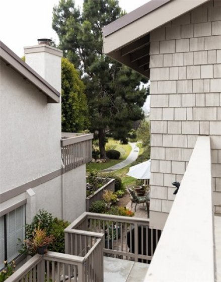 View from Master Suite deck