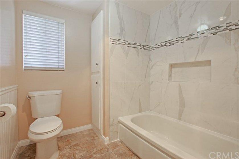 Remodeled Tub/shower