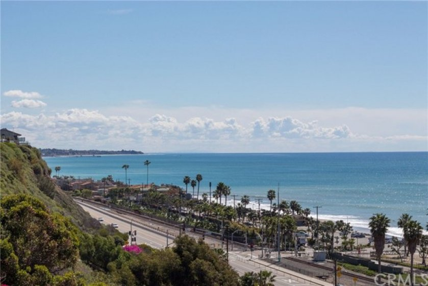 Dana Point area photo, Capistrano Beach, the San Clemente Pier, and Cottons Point