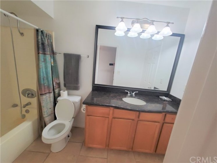 Bathroom from Hallway entrance
