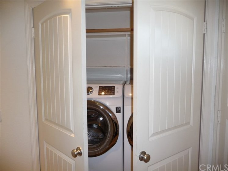 Inside Laundry Area
