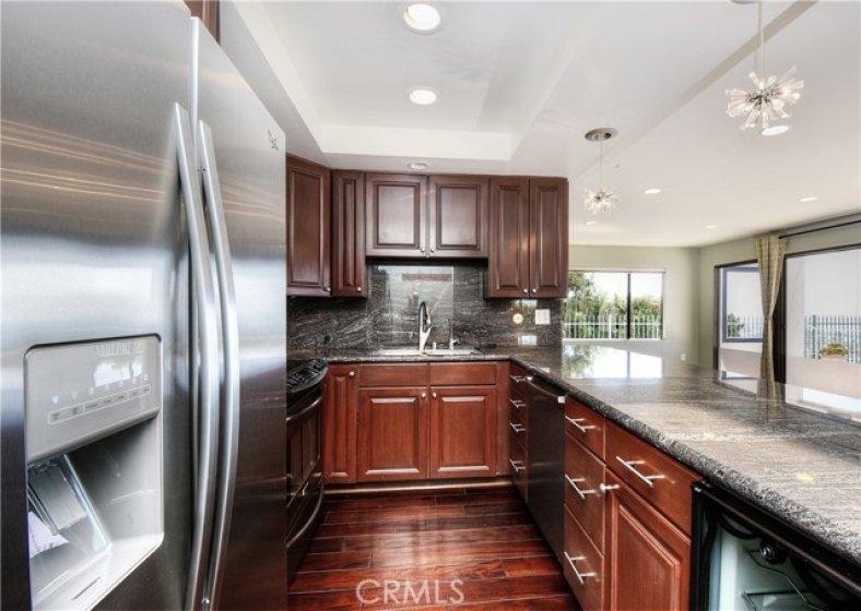 Beautiful Kitchen - SS Appliances