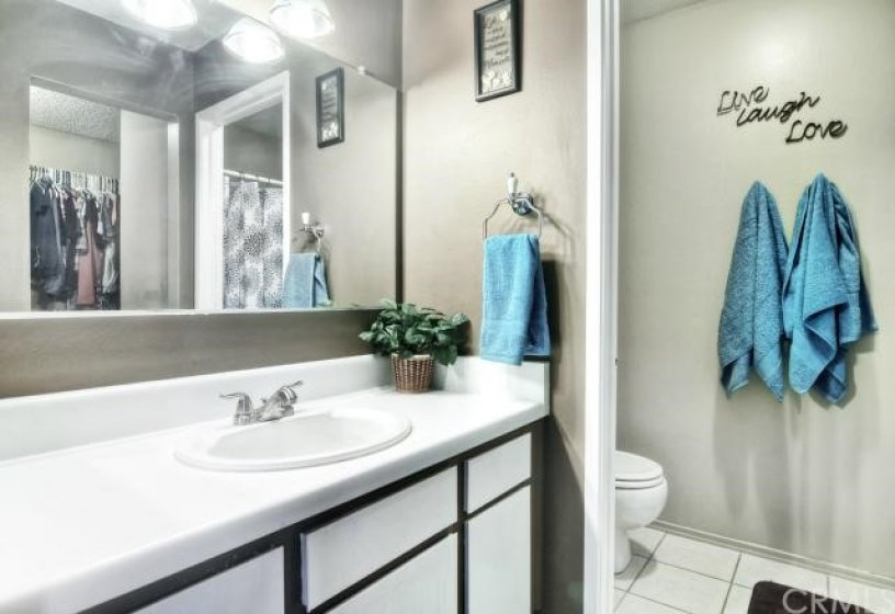 Your Master Bath waits for your arrival