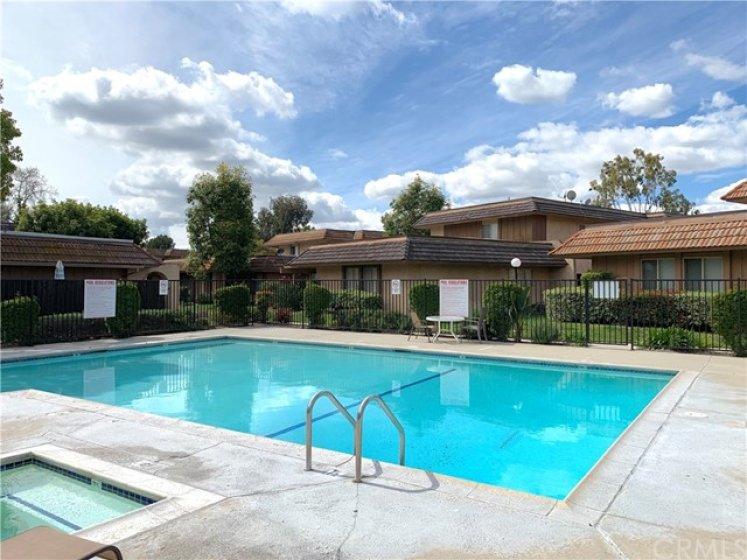 Pool by Club House