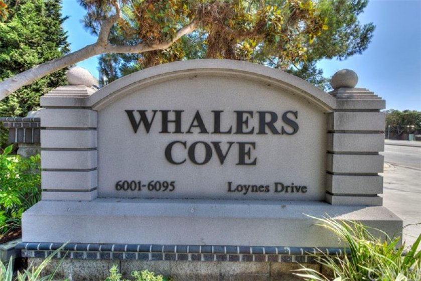 Whaler's Cove welcomes you home!