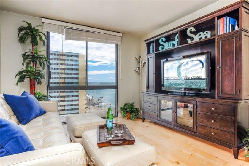 2nd bedroom with ocean views too!