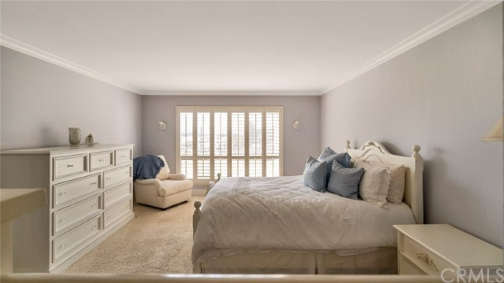 Lovely spacious Master Bedroom Suite