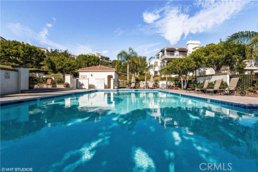 Association Lower Pool & Spa