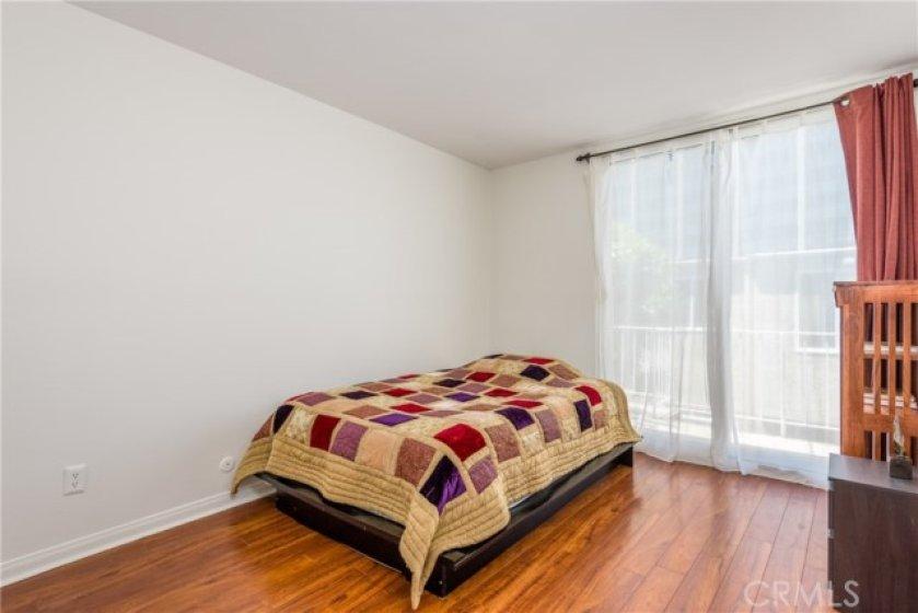 Bedroom 3 with balcony access
