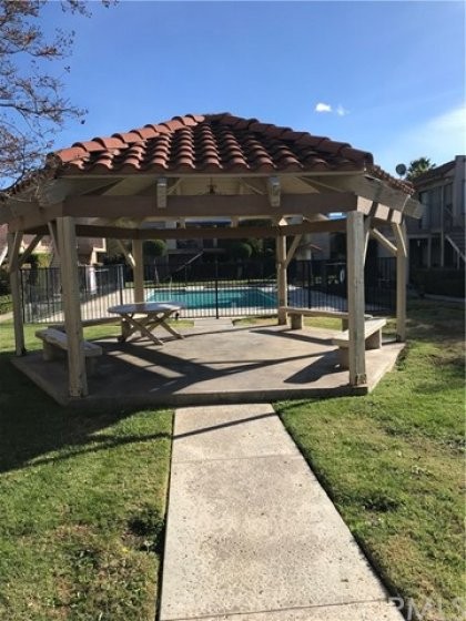 Gazebo with Picnic Area