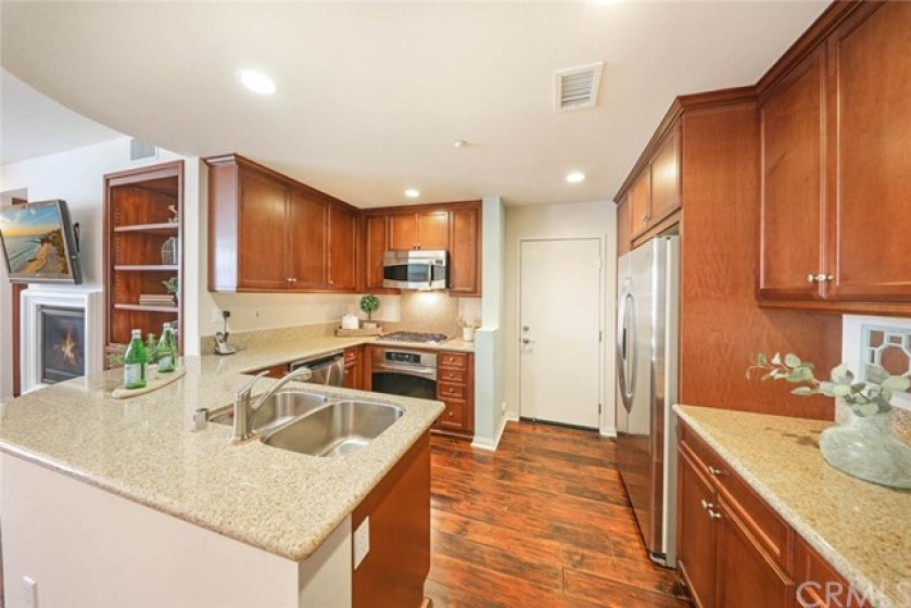Spacious kitchen so you can prepare food stress-free!