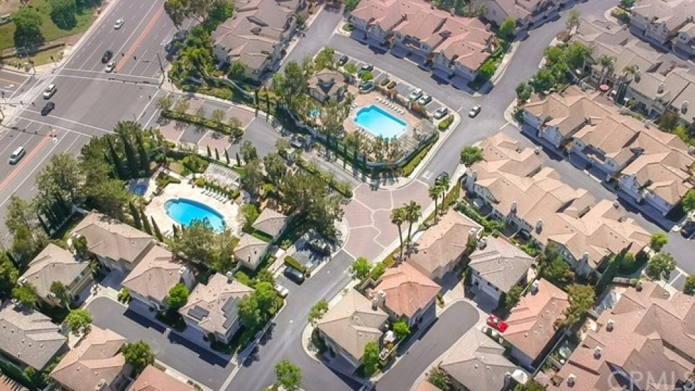 Each community has their own pool - Mirasol and Melrose at Pacific Hills!!