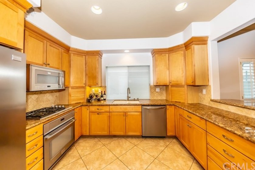Large Remodeled Kitchen