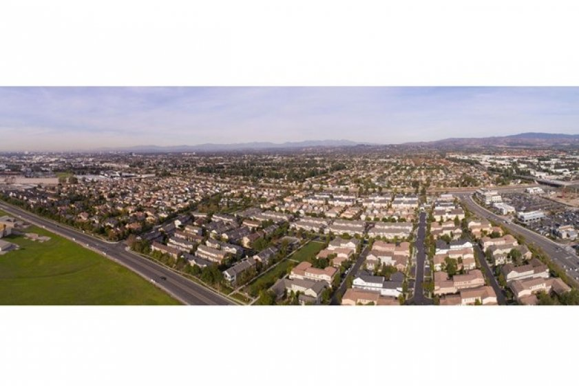 Another aerial view.
