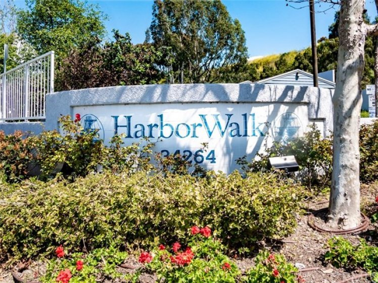 Harbor Walk is in Dana Point