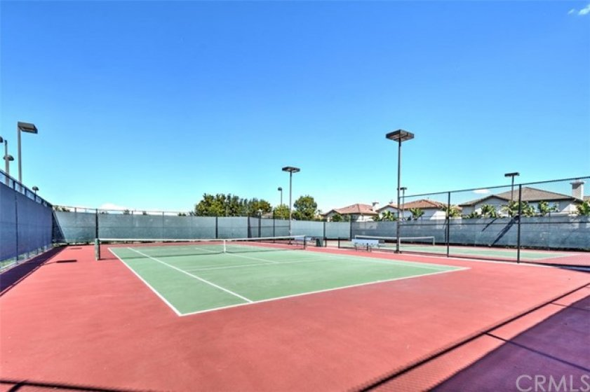 City of Cypress tennis courts