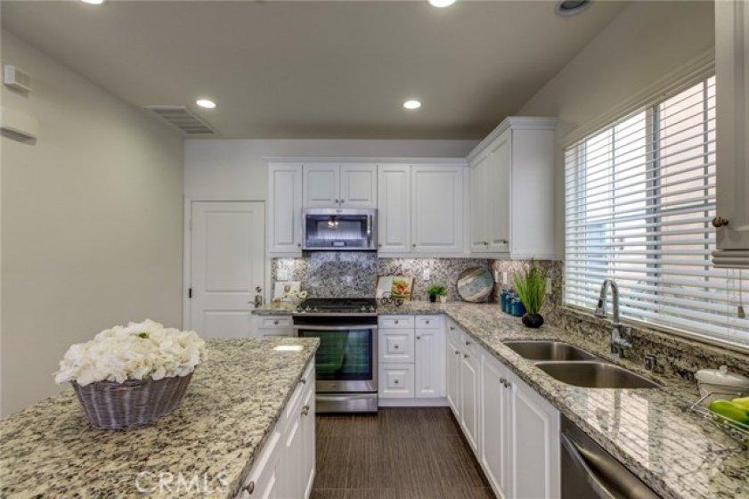 Kitchen and garage entry door 783 Gatun #243