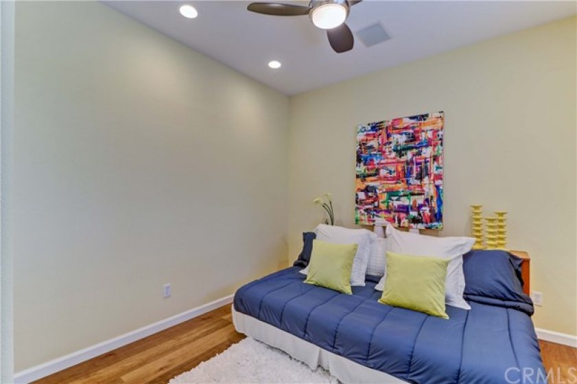 2nd Bedroom at Top of the Stairs. Guest Room... Yoga/Workout Room... Art Studio... Nursery...