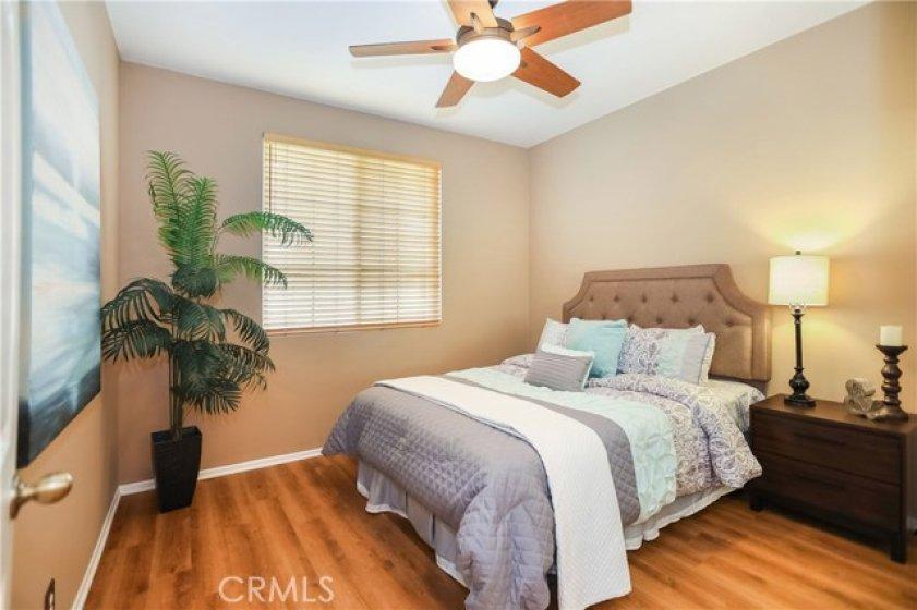 Wonderful main floor bedroom