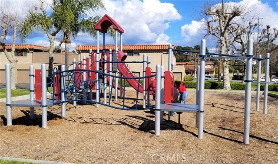HOA Amenities - Playground #1 (North)