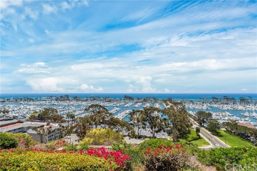 Walking distance to a beautiful park over looking the Dana Point Marina