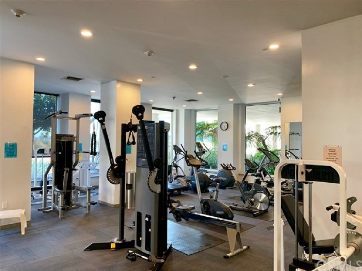 Exercise and Weight Gym